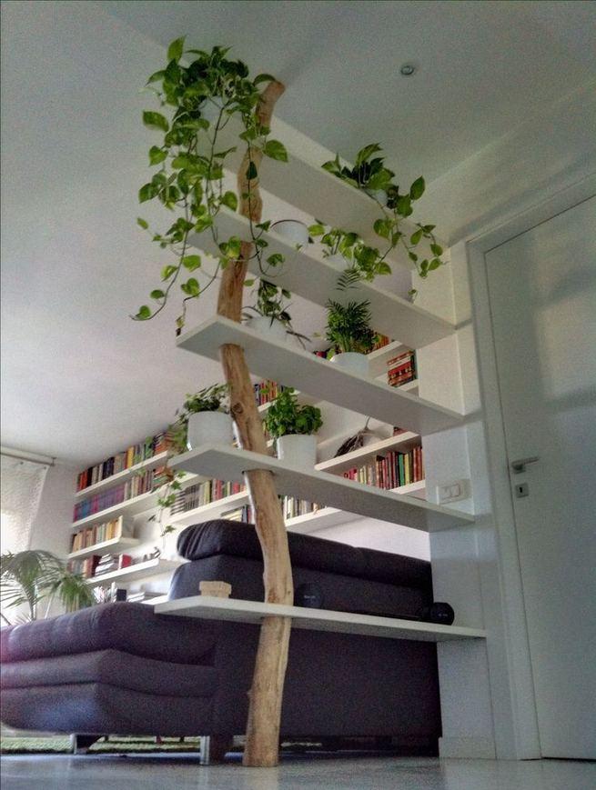 12 Totally Inspiring Tree Bookshelf Design Ideas 03