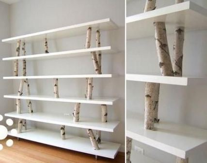 12 Totally Inspiring Tree Bookshelf Design Ideas 12