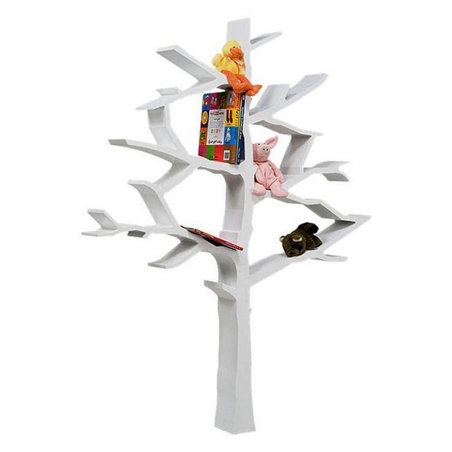 12 Totally Inspiring Tree Bookshelf Design Ideas 20