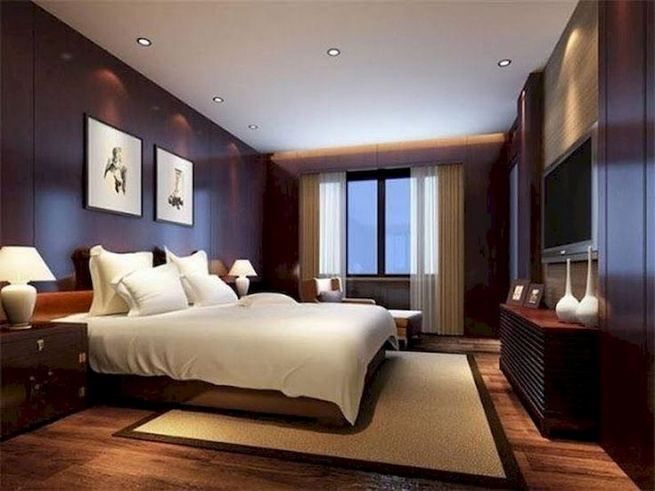 13 Stylish Modern Small Bedroom Design Ideas For Couples 34