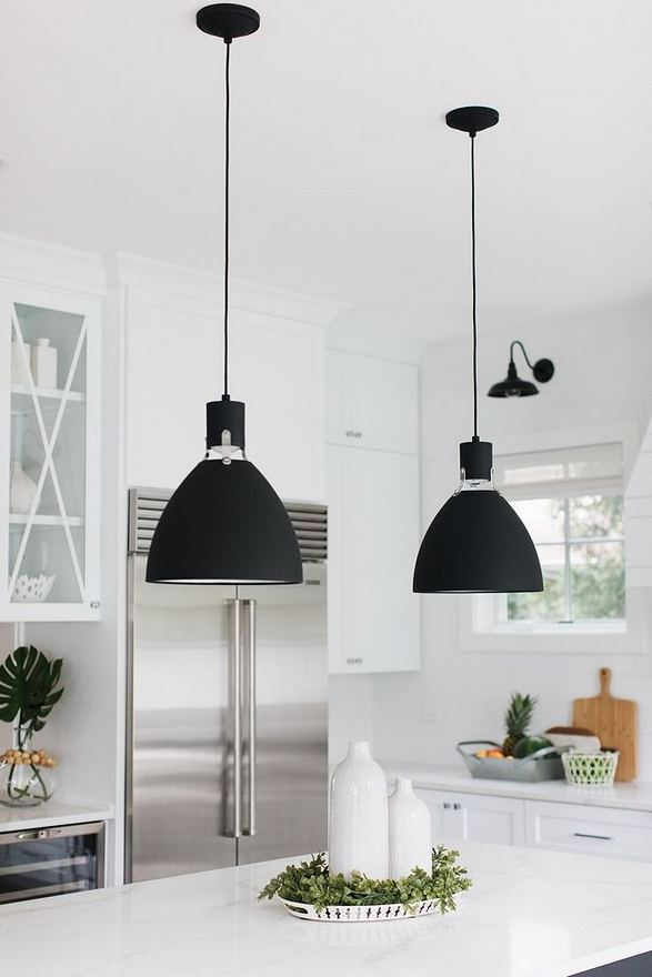 14 Modern Farmhouse Lighting Ideas 13