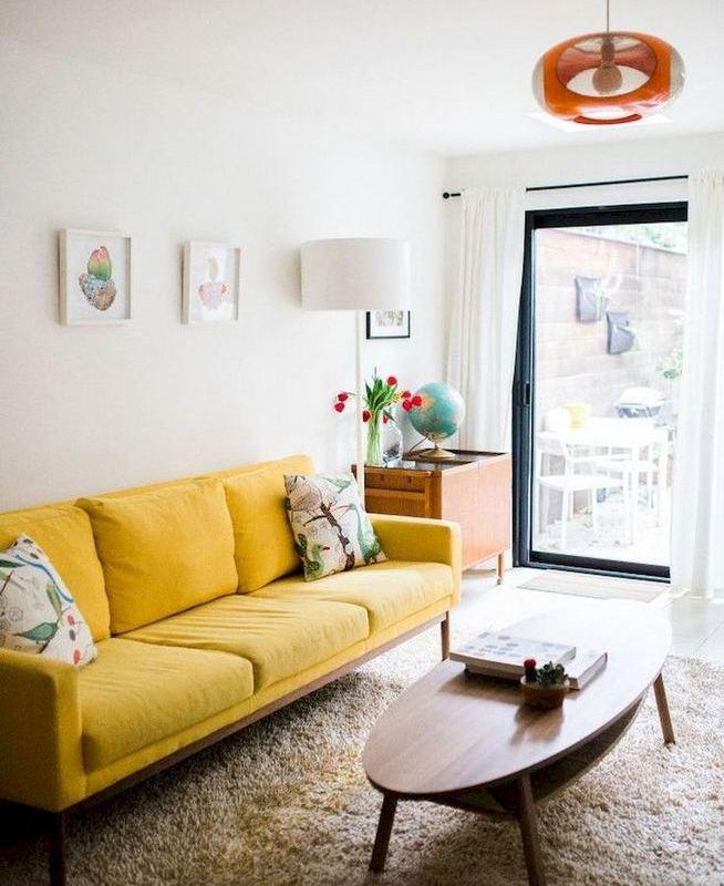 15 Gorgeous Colorful Living Room Sofa Sets Ideas 19