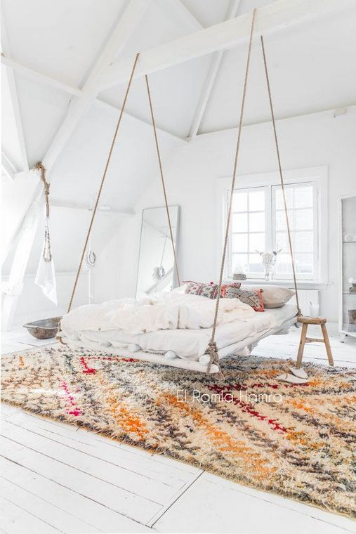 16 Awesome Colorful Moroccan Rugs Decor Ideas 11