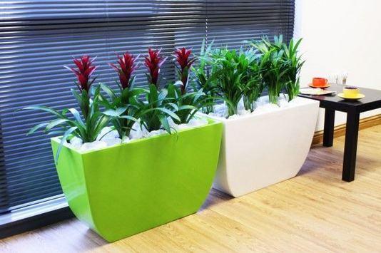 16 Creative DIY Tall Pots Planters Ideas For Modern Garden 27