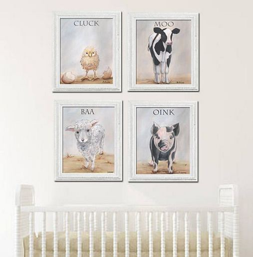 16 Popular Baby Boy Nursery Room With Animal Designs 31