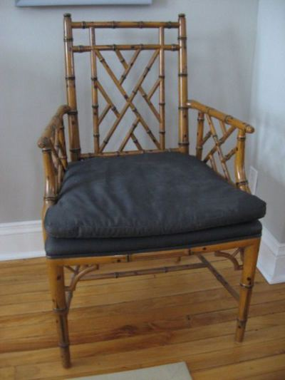18 Fantastic Vintage Antique Bamboo Chair Designs Ideas 12