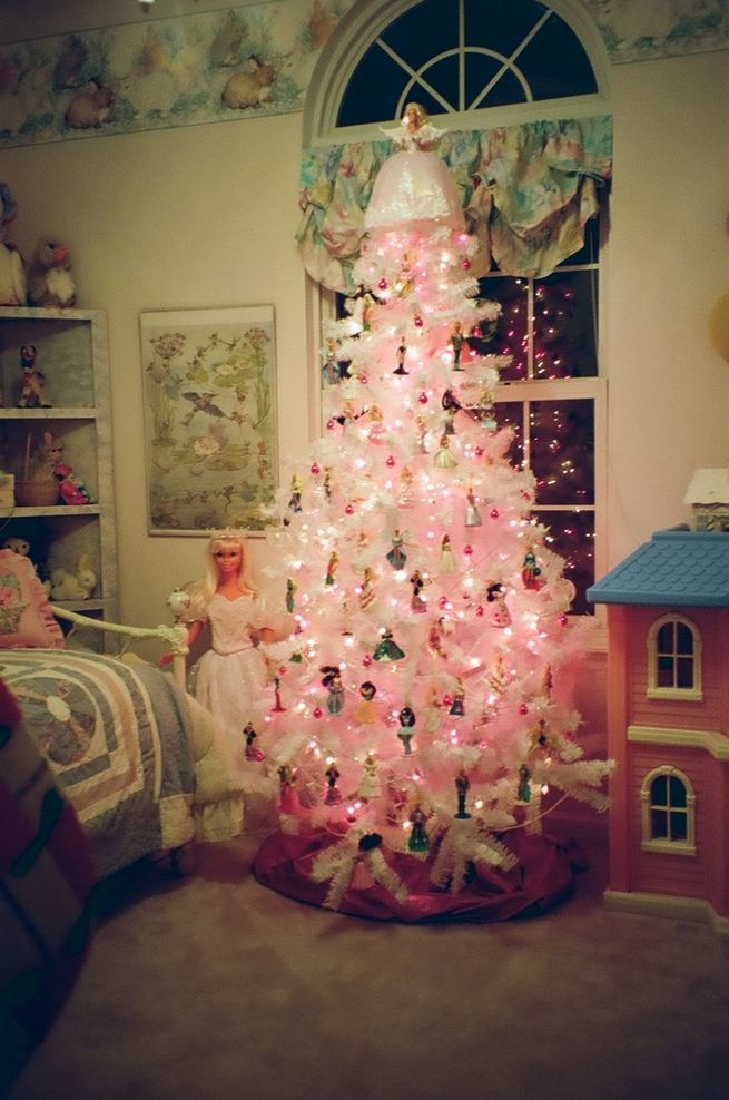 11 Pretty Ideas Christmas Tree Themes Home Decor Everyday 19
