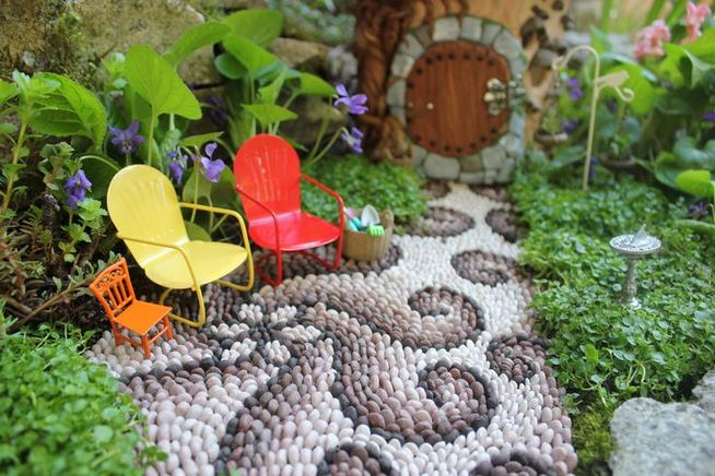 12 Enchanting Fairy Garden Best Ideas 24