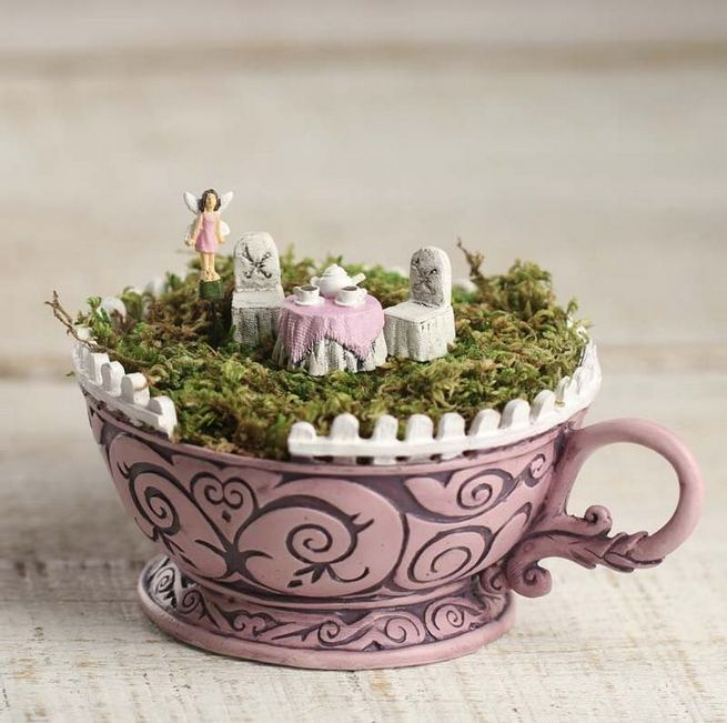 12 Enchanting Fairy Garden Best Ideas 35