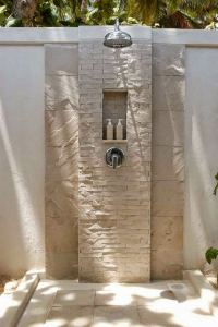 14 Gorgeous Modern Outdoor Shower Ideas For Best Inspiration 20