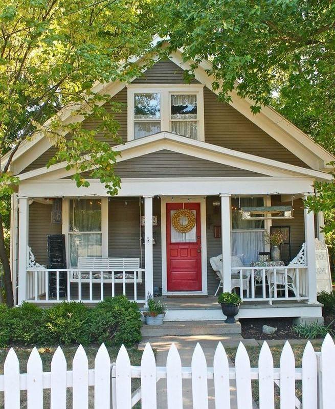 15 Amazing Cottage House Exterior Design Ideas 08