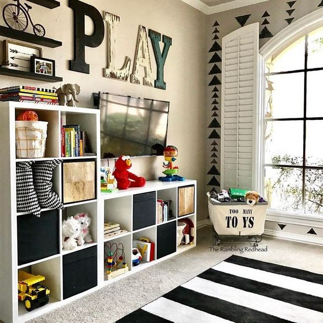 15 Elegant Toy Storage Best Ideas 11