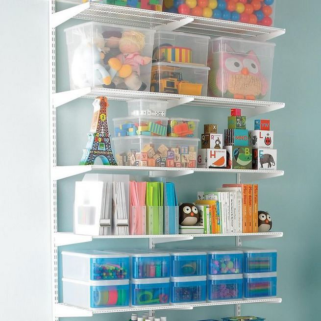 15 Elegant Toy Storage Best Ideas 31