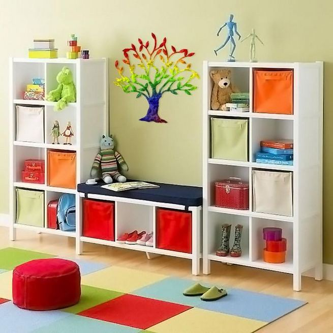 15 Elegant Toy Storage Best Ideas 33