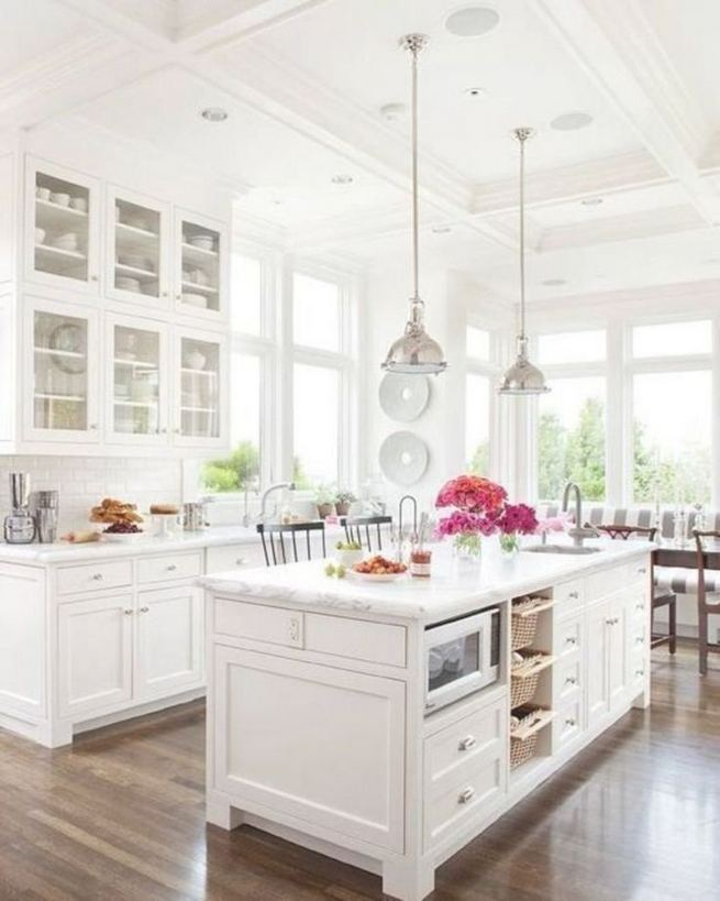 16 Gorgeous Kitchen Counter Organization Ideas Must Owned 15