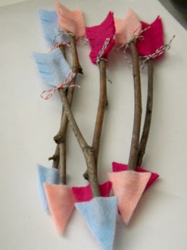 16 Wonderful DIY Valentine Decorations Ideas 15