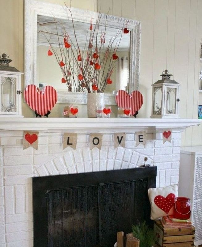 16 Wonderful DIY Valentine Decorations Ideas 23