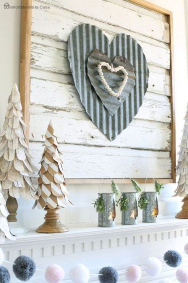 17 Inspiring Rustic Valentines Decor Ideas On A Budget 16