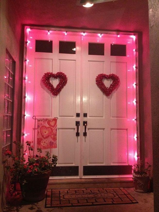 17 Stunning Apartment Valentines Decorations Ideas 35
