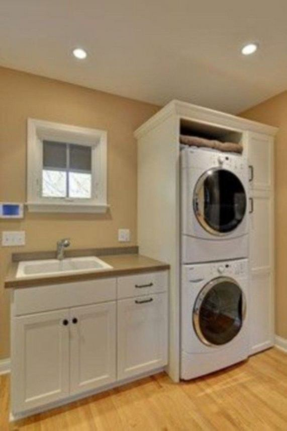 17 Top Cozy Small Laundry Room Design Ideas 10