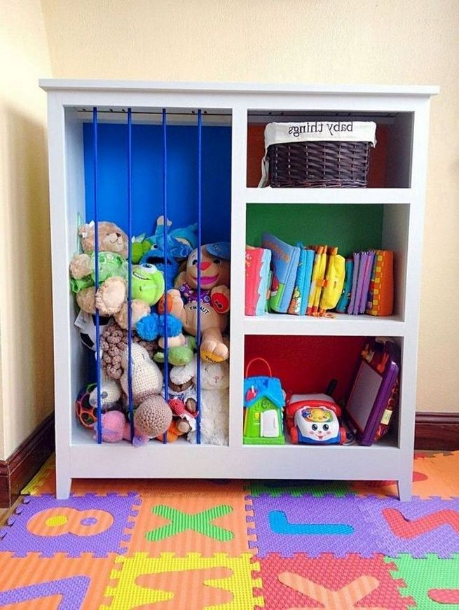 18 Adorable Kids Play Room Ideas On Budget 25