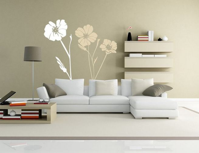 18 Beautiful Flower Wall Decor Ideas Creative Wall Decor Ideas 02