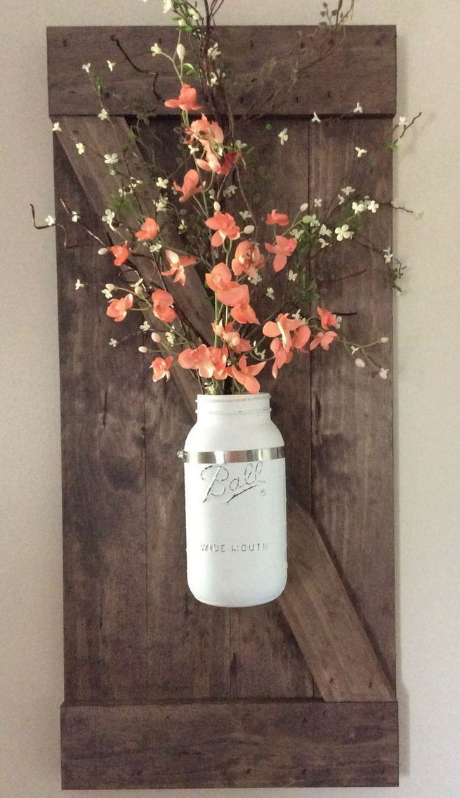 18 Beautiful Flower Wall Decor Ideas Creative Wall Decor Ideas 21