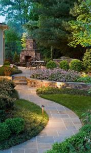 18 Gorgeous Outdoor Fireplaces And Patios Design Ideas For Your Backyard 27