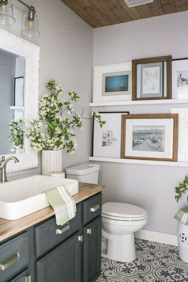 18 Wonderful Design Ideas Of Bathroom You Will Totally Love 28