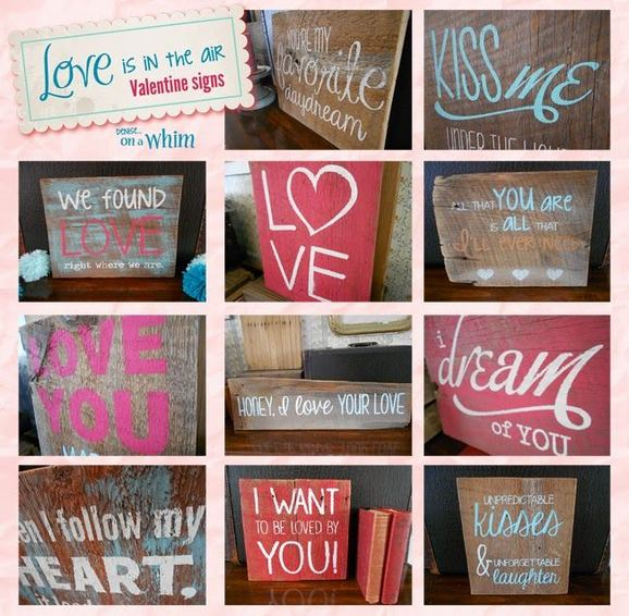 19 Awesome Valentines Signs Design Ideas 37