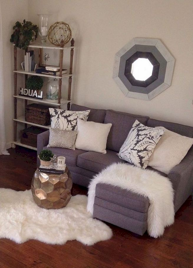 19 Gorgeous Apartment Decorating Ideas On A Budget 28