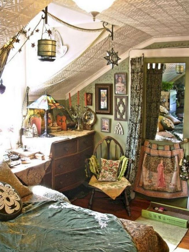 19 Romantic Boho Bedroom Decorating Ideas For Cozy Sleep 06