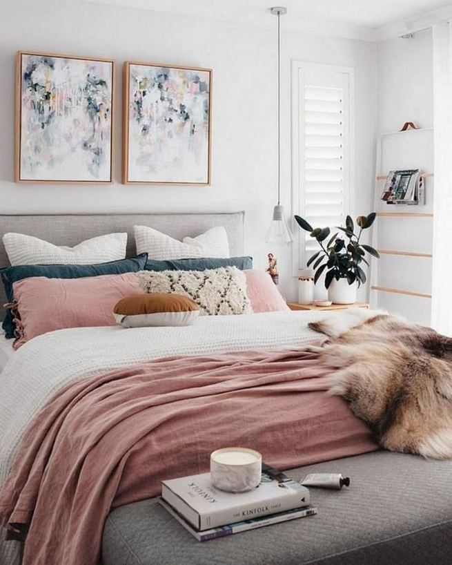 19 Romantic Boho Bedroom Decorating Ideas For Cozy Sleep 20