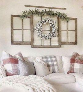 20 Unique Diy Rustic Farmhouse Decoration For Wall Living Room Ideas 29
