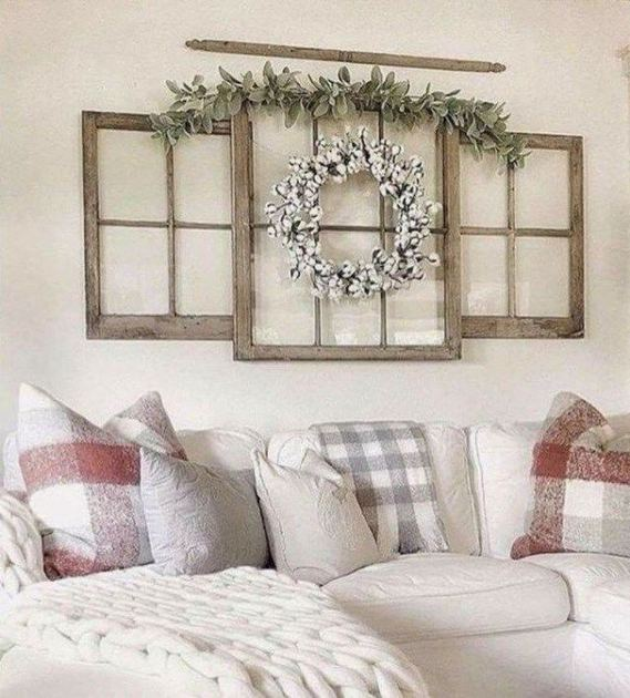 20 Unique Diy Rustic Farmhouse Decoration For Wall Living Room Ideas 29