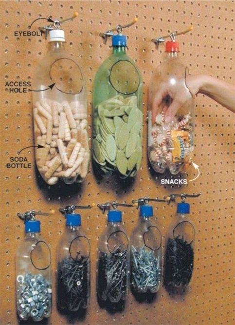 24 Totally Brilliant Garage Organizations Ideas 21