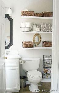 11 Adorable Top Bathroom Cabinet Ideas Organization Ideas 05