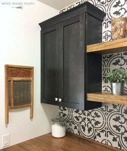 12 Beautiful Laundry Room Tile Pattern Design Ideas 35