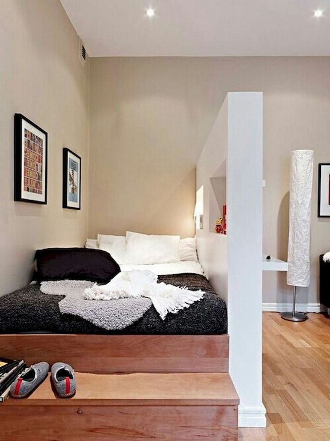 12 Inspiring Studio Apartment Decor Ideas 09