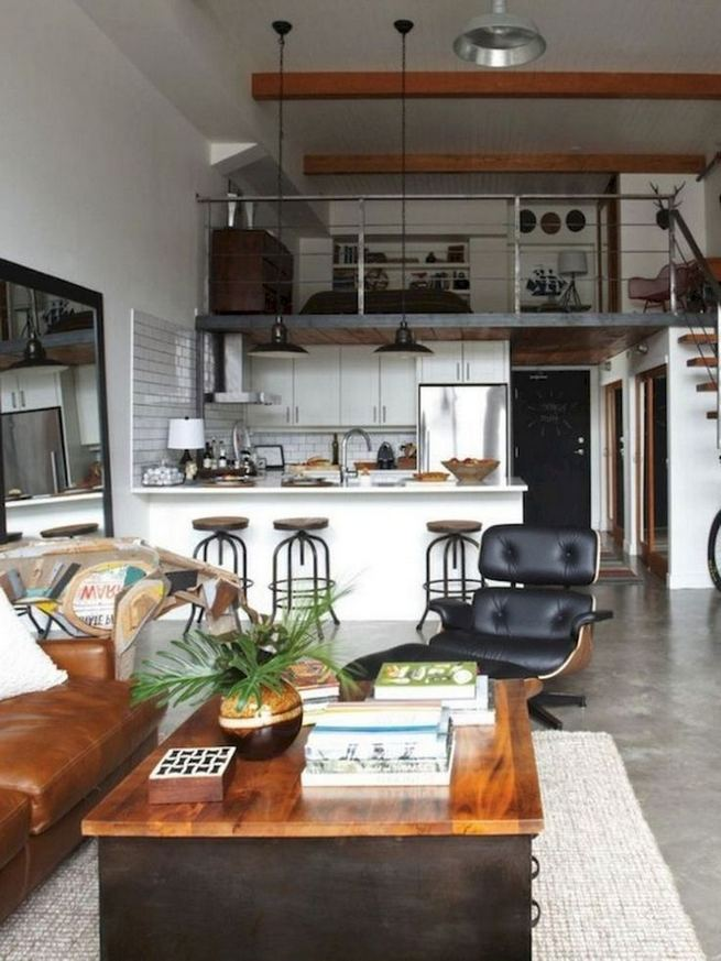 12 Inspiring Studio Apartment Decor Ideas 22
