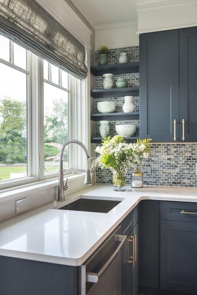 12 Stylish Luxury White Kitchen Design Ideas 04