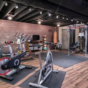 13 Comfy Gym Room Ideas For Small Spaces 15