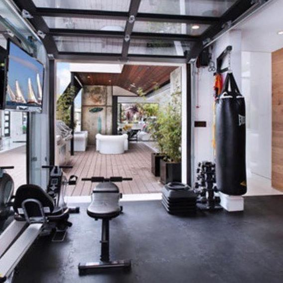 13 Comfy Gym Room Ideas For Small Spaces 27