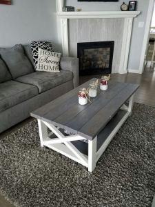 13 DIY Coffee Table Inspirations Ideas 08