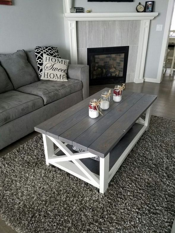 13 DIY Coffee Table Inspirations Ideas 08