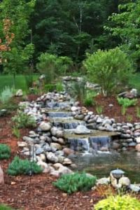 13 Gorgeous Backyard Pond Designs Ideas 09