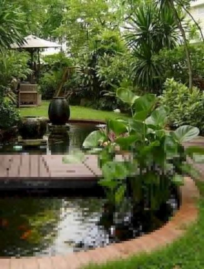 13 Gorgeous Backyard Pond Designs Ideas 18