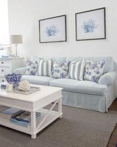 13 Inspiring Coastal Living Room Decor Ideas 18