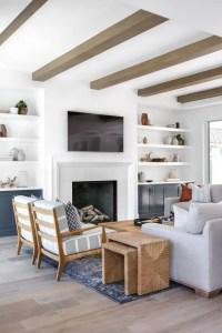 13 Inspiring Coastal Living Room Decor Ideas 31
