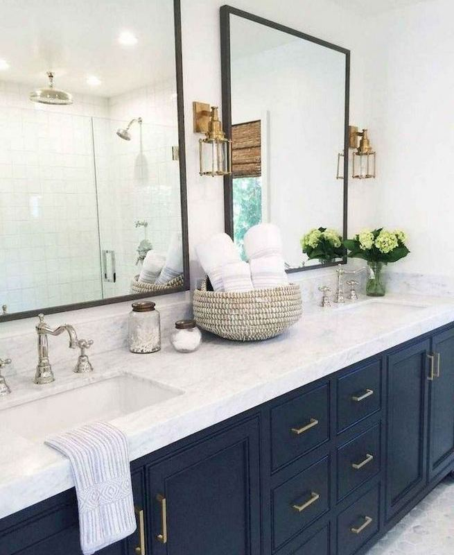 14 Awesome Cottage Bathroom Design Ideas 10